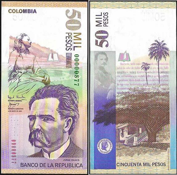 Unos de los billetes m 225 s bellos del mundo rinc 243 n abstracto
