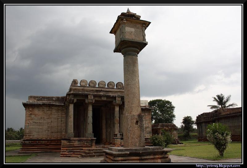 Jain Temple, Halebidu