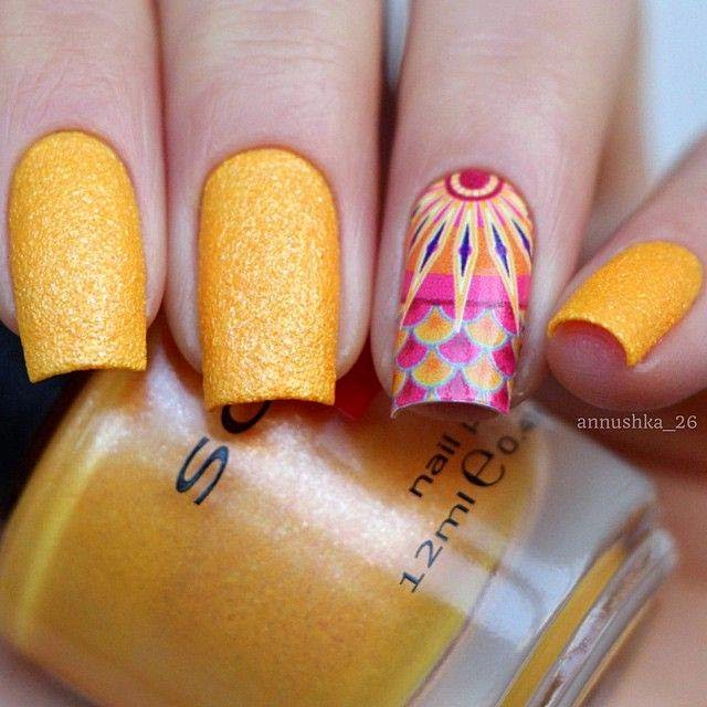 Latest Nails Designs #12.