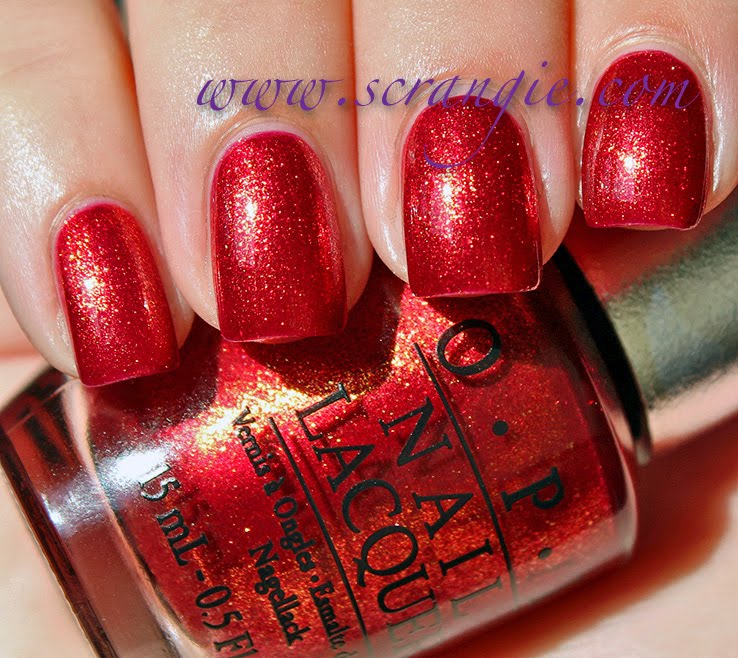 Scrangie New Opi Designer Series Shades For Fall 2012 Indulgence