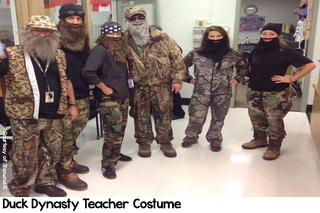 This ... & 15 Halloween Costume Ideas for Teachers - Teaching in Room 6