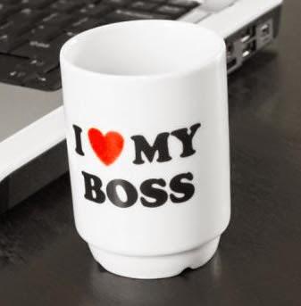 I love my boss funny