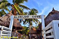 Alobijod Cove in Guimaras