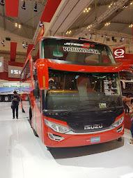 New BUS LT 134