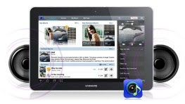 Top 10 Reasons To Buy Samsung Galaxy Tab 750 - Music Hub