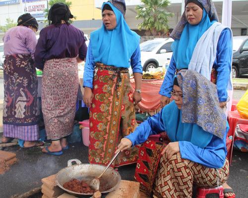Festival Rendang Di Padang