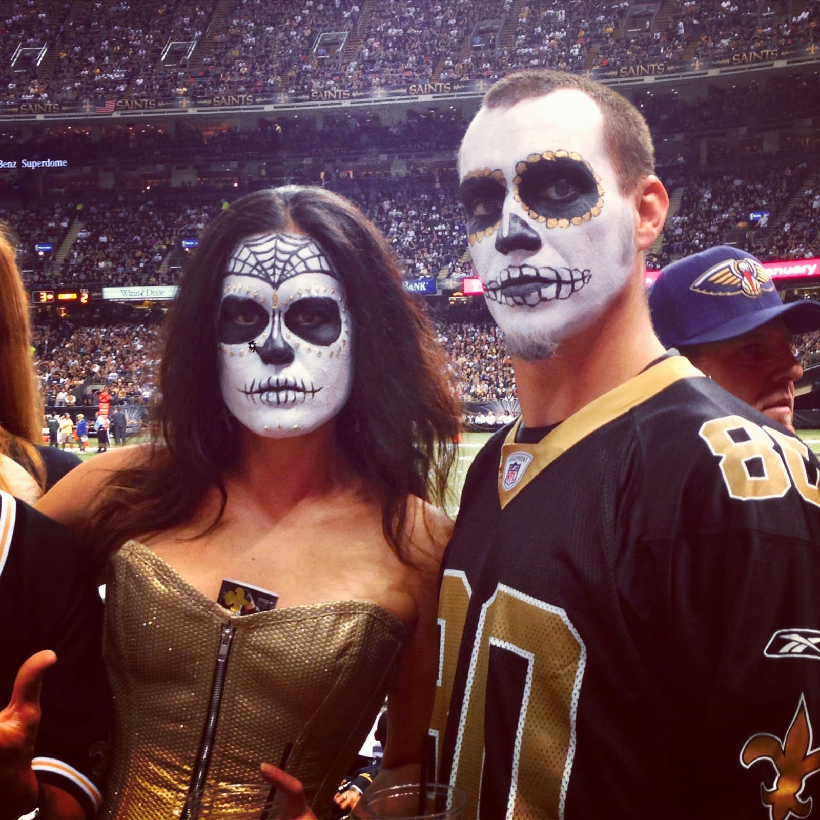 saints fans, who dat nation