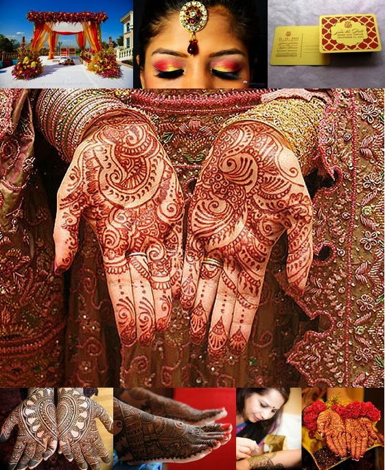 Indian Wedding Traditions: Wediquette And Parties: Weddings Across The Board...Indian