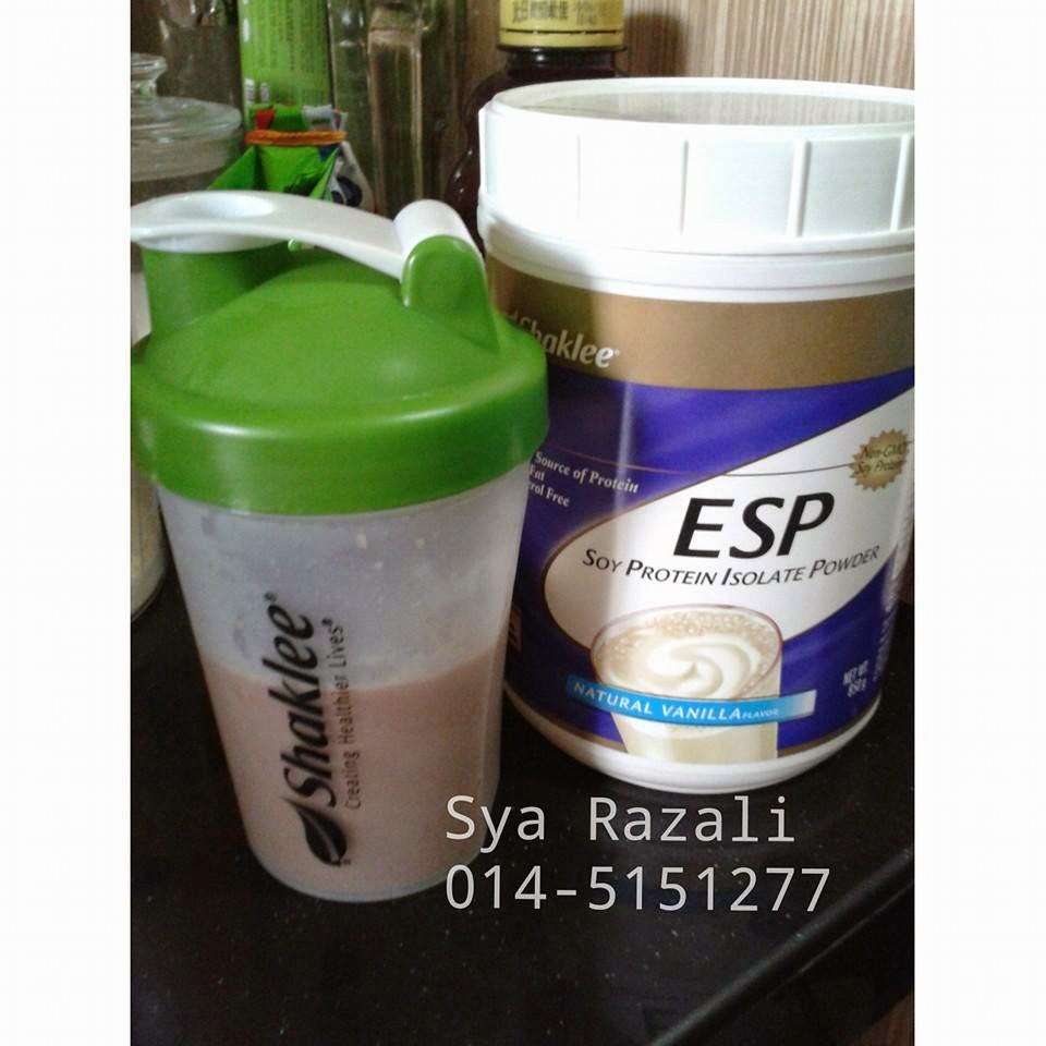 Must Buy! Energizing Soy Protein (ESP)