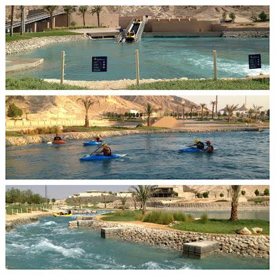Wadi Adventure kayak