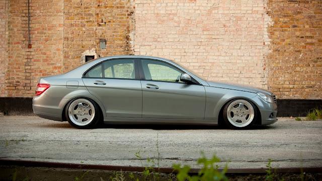 2007 mercedes w204 c180 rims