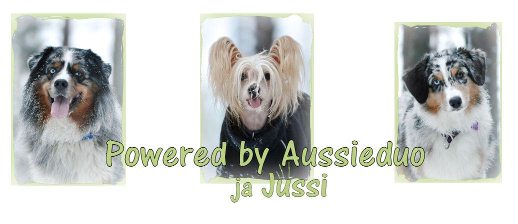 Powered by Aussieduo ja Jussi