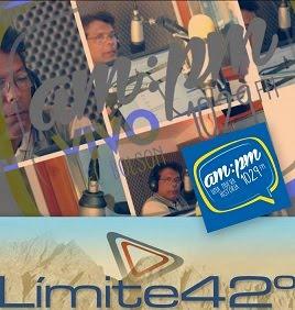 Limite42 en FM102.9 RADIO CUT