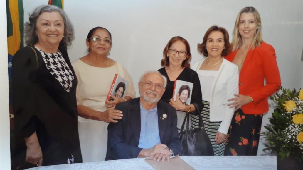 Lançamento do livro Biográfico - 17-09-2019