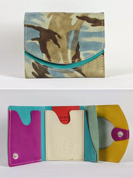 小さい財布 バオバブ