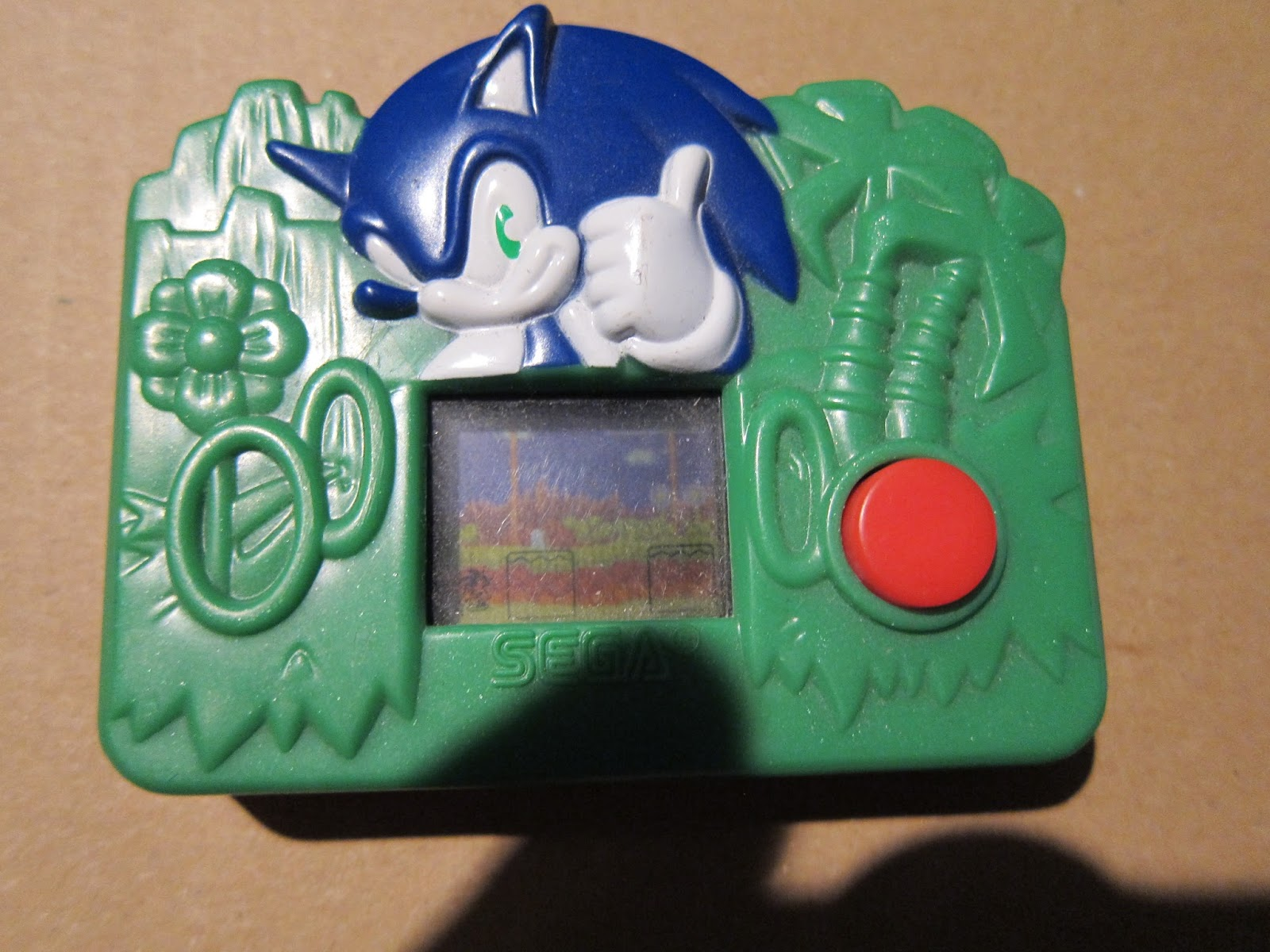 Toys From The 2000s : Dusty old games mid s mcdonald lcd toys