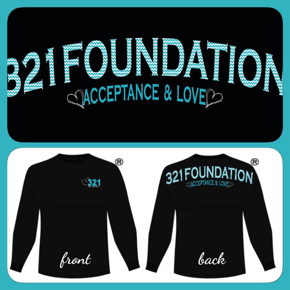 Get a 321 Spirit Shirt!!!
