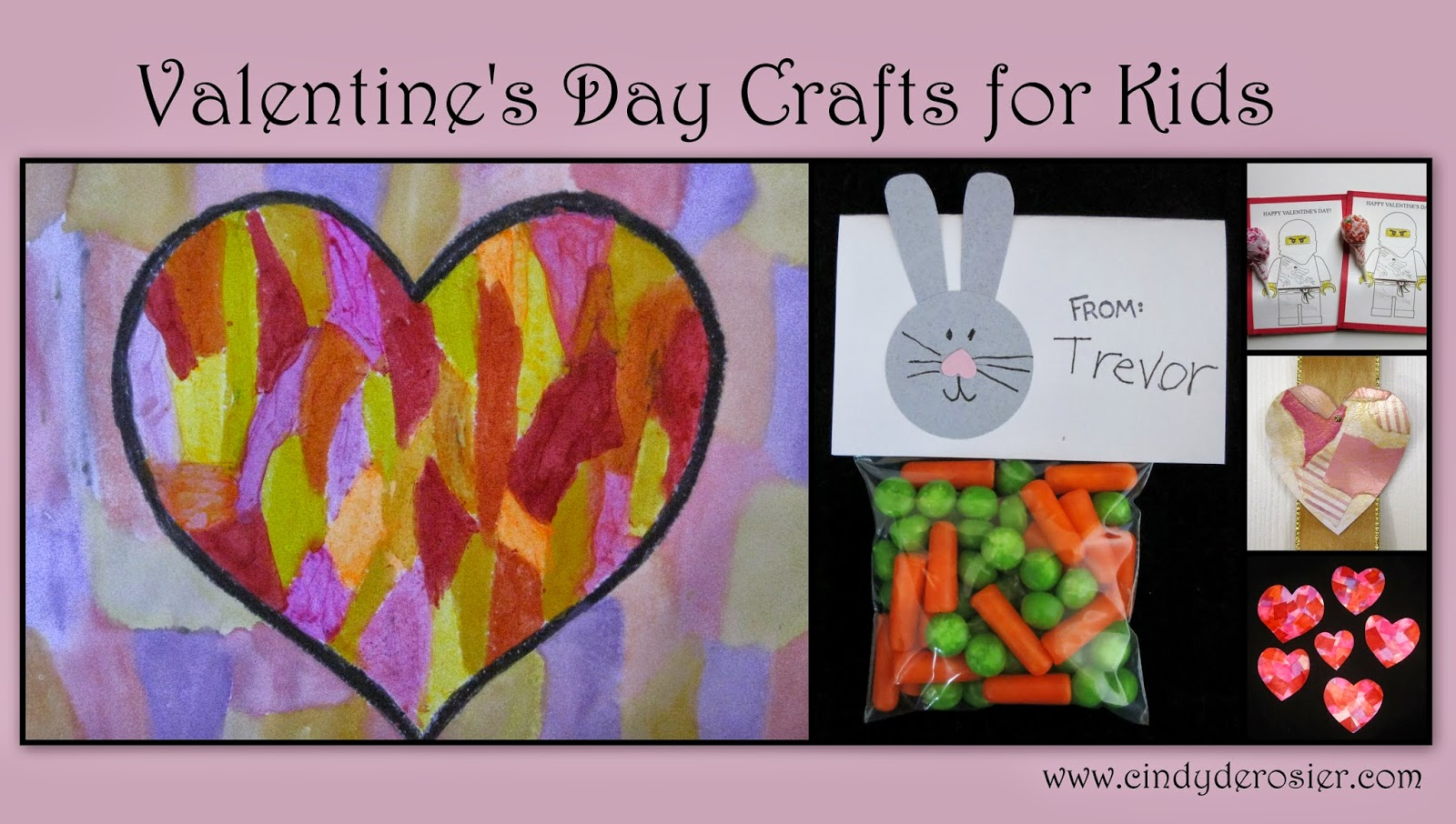 Cindy deRosier: My Creative Life: Kids' Crafts by Holiday/Topic