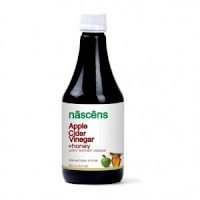 Buy nascens Apple Cider Vinegar & Honey (with Mother Vinegar) – 450 ml at Rs. 274  After cashback