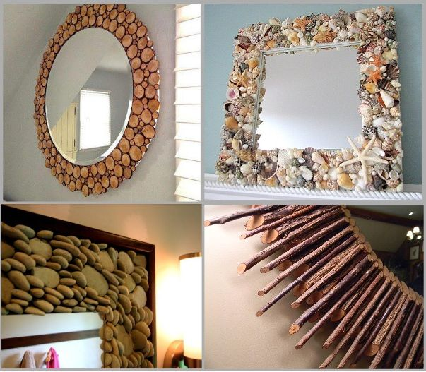 Wonderful ... Trasforming Your Mirror In A Good Sight, Just Like Making Yourself  Beautiful In Front Of It. So Get Out Your Glue Gun, Drill And Light Kit And  Let These ...