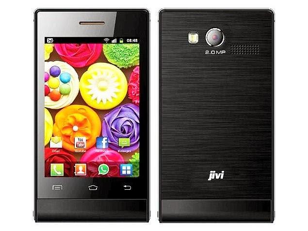 Jivi JSP 20 Android Smartphone