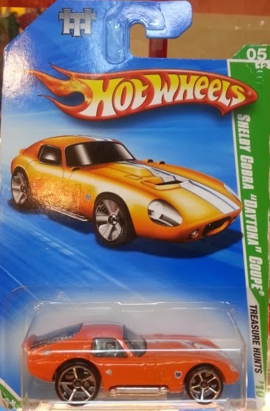 HW Thunt Shelby Cobra Daytona Coupe (2010)