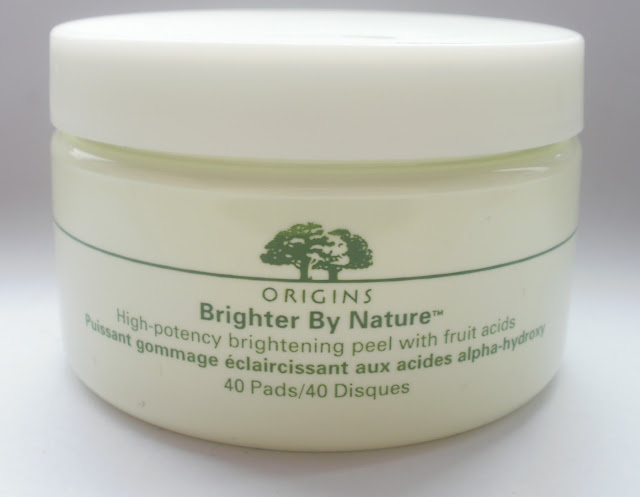 Origins Brighter By Nature™ High-Potency Brightening Skin Peel Pads