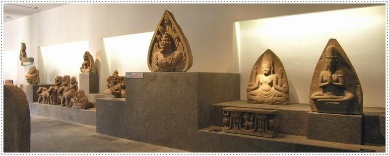 Vietnam history museum - Bao tang lich su Vietnam