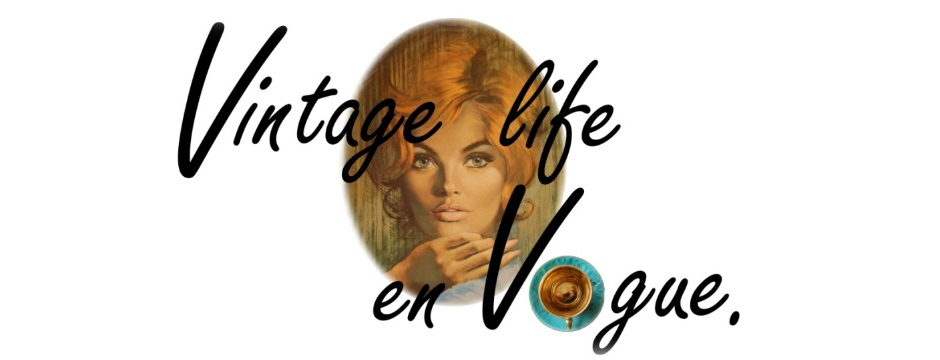 Vintage life en Vogue
