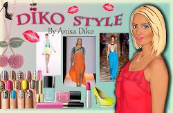 Diko Style en çok tıklanan internet sitelerinden 'iamistanbul.tv'de Moda Editörü köşesinde sizlerle