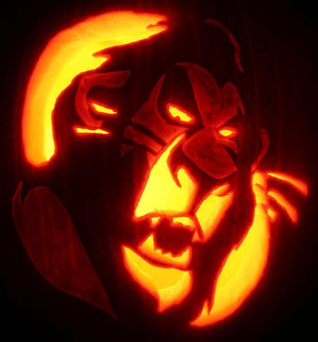 20 Cool Halloween Carved Pumpkins Cool Things Blog
