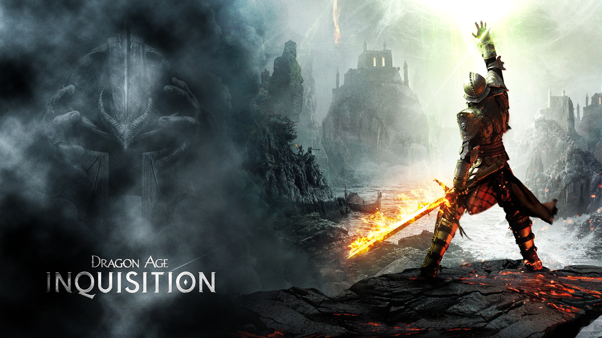 dragon age inquisition game wallpaper hd