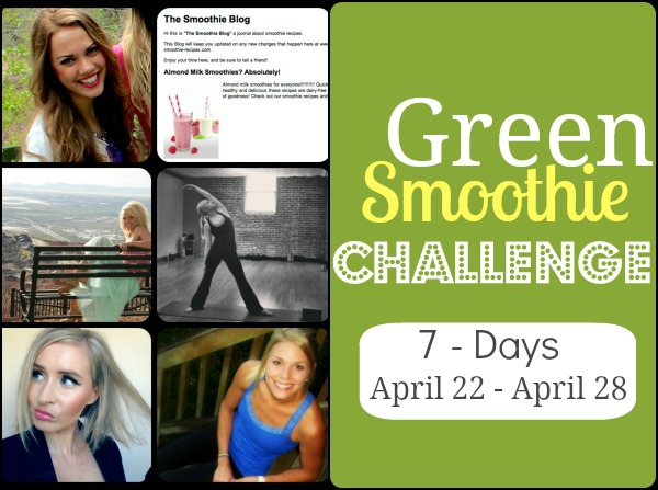 Green Smoothie Challenge, heartshapedsweat