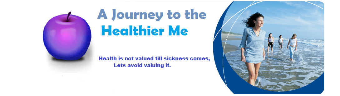 ★ A journey to a Healthier Me - Healthiest Lifestyle ★