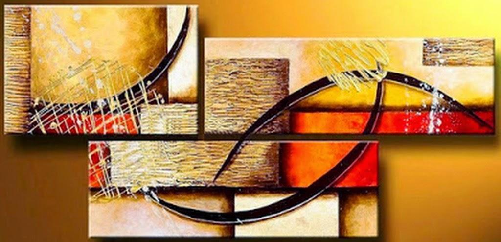 Cuadros modernos pinturas y dibujos 20 cuadros - Cuadros decorativos para cocina abstractos modernos ...
