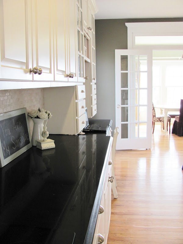 The Kitchen Before Amp After Texas Leather City Farmhouse