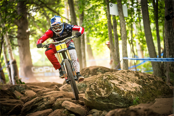 2015 Windham UCI World Cup Downhill: Results