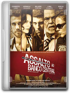 Filme Assalto ao Banco central Cartaz