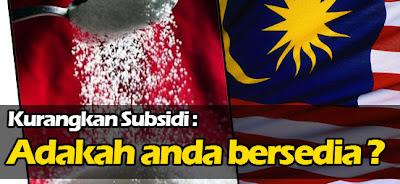 Kelebihan dan Keburukan Subsidi