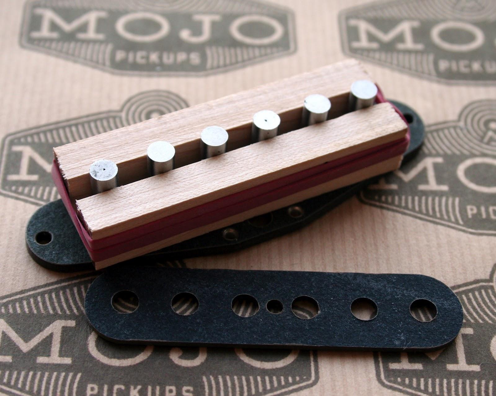 Mojo Pickups : Hot Strat Pickup Set   Mojo Pickups
