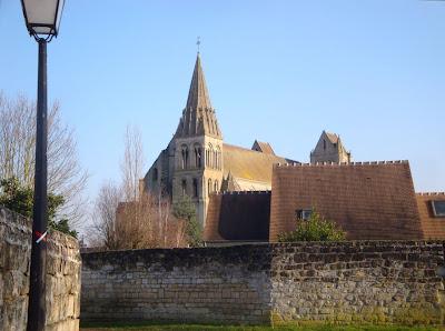 Abbaye de Saint Leu d'Esserent