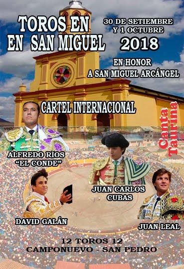 San Miguel 2018