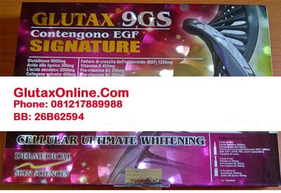 Glutax 9GS Signature