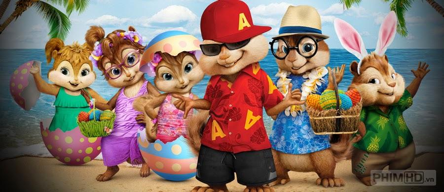 Sóc Siêu Quậy 3 - Alvin And The Chipmunks: Chipwrecked - 2011