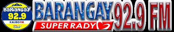 Barangay 92.9 FM Kalibo