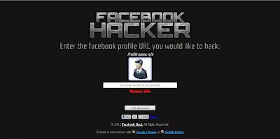 Rahasia Hacker Membobol Akun Facebook