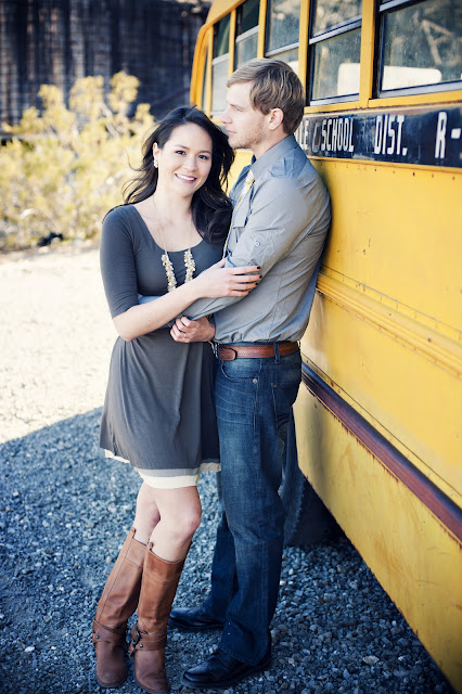 M%252BD Eblog005 Michelle + Dan ~ Engagements in Las Vegas