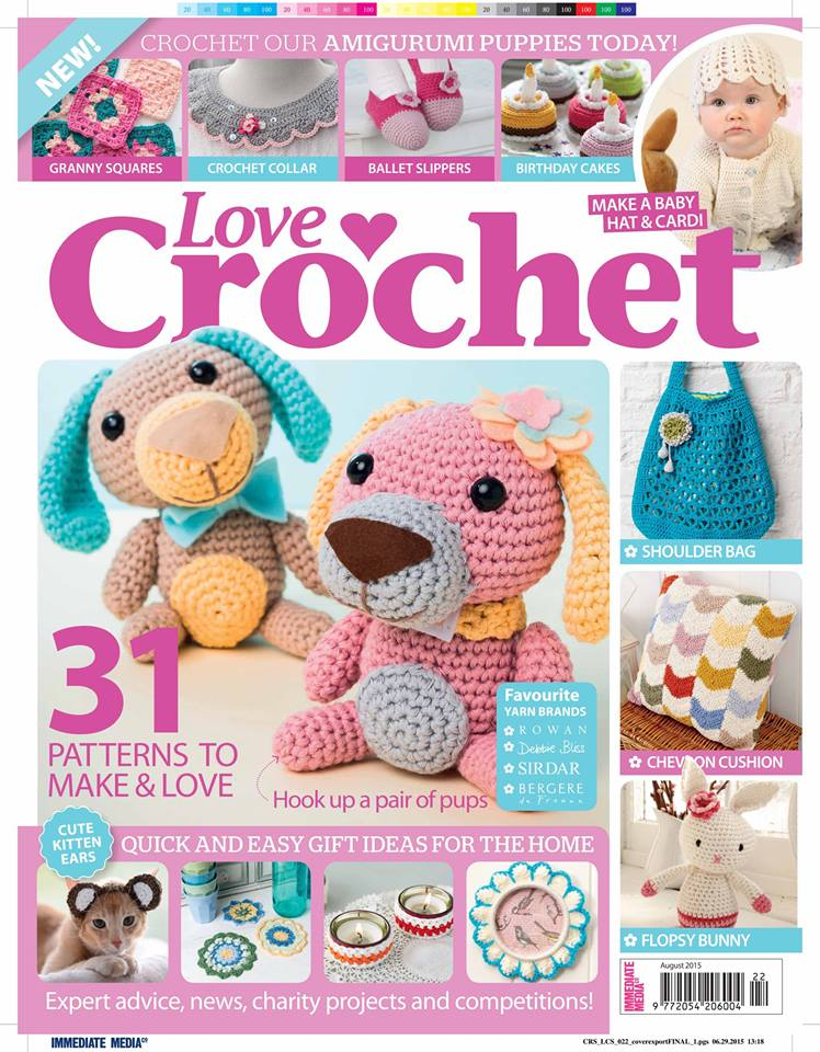 Amigurumi Made Easy Magazine : Amigurumi Barmy: easy peasy amigurumi tutorial one
