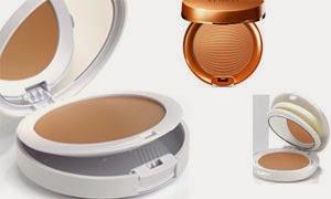maquillajes compactos contra las manchas solares