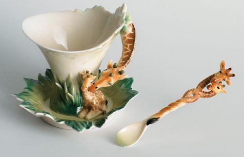 فناجين غير عاديه للقهوة والشاى Cup-design-004